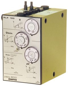 Dual-channel air-volume controller